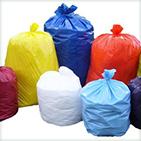 Σακούλες σκουπιδιών